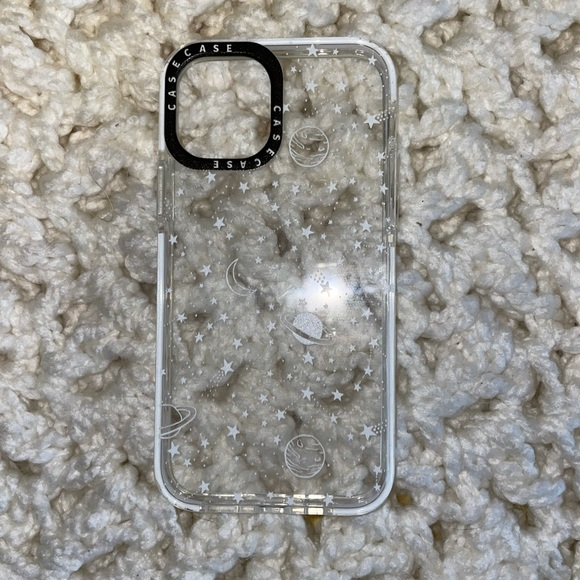 iPhone 12 outer space case